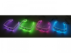 SUPER CENA - Okulary LED 250+ FILM!!!