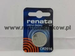 BATERIA RENATA CR2016