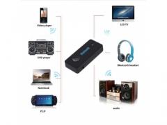 Odbiornik dźwięku Bluetooth Adapter Aux Mini-Jack