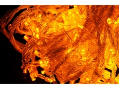 Lampki Choinkowe LED 200 żółte