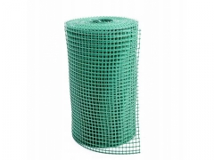 Siatka 404 1mb 50cm zielona OGRODZENIOW BUDOWLANA