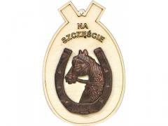 Podkowa koń - homonto na szczęście P131