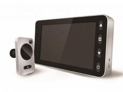 Elektroniczny wizjer do drzwi LCD judasz