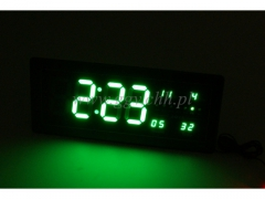 Zegar led 3759/24
