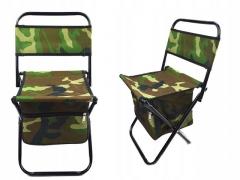Krzesło wędkarskie krzesełko taboret torba