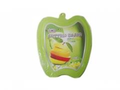 Deska kuchenna jabłuszko plastikowa