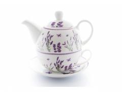 LIVELLO ZESTAW TEA FOR ONE LAWENDA CR5-10