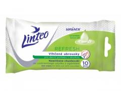 LINTEO - Chusteczki nawilzone x10/4462/192