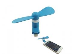Mocny wiatrak wentylator wiatraczek do iphone