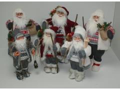 CHRISTMAS - Mikolaj duzy mix 65 cm