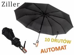 PARASOL ZILLER AUTOMAT 10 DRUTÓW POKROWIEC ZL-407