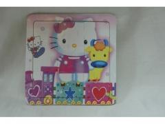 Puzzle drewniane dla dzieci 0033