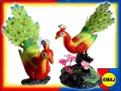 ŚPIEWAJĄCE PTASZKI PAW ćwierkający ptak EMAJ