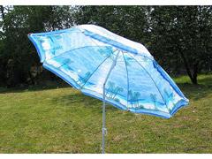 Parasol ogrodowy łamany średnica 160 cm