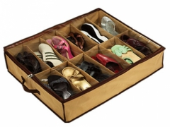 Organizer pokrowiec na buty 12 par