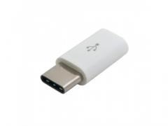 Przejściówka adapter micro USB na USB C