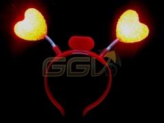 SWIECIDELKA - serce na sprezynie 5123/240