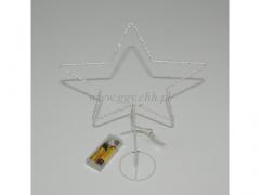 CHRISTMAS - Gwiazdka dekoracyjna 9431/200