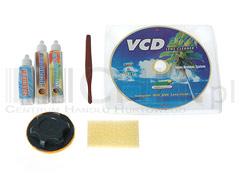 Zestaw czyszczący do cd dvd 6 in 1