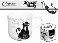 CARMANI KUBEK 550 ML KOTY I PARASOL 017-2012