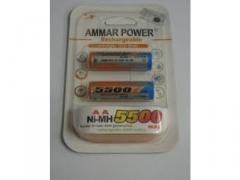 Akumulatorek R6 5500 mAh Ni-Mh