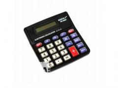 DUŻY Kalkulator Szkolny Biurowy NAUKOWY MOC 268A