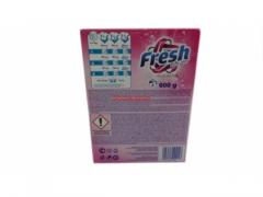 Proszek do prania FRESH 600 gram PL