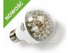 NIVITEC zarowka diodowa GLOBE 52 LED! - E27 7