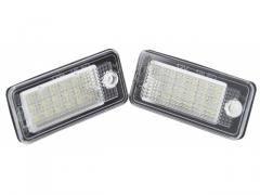 LAMPKI LED PODŚWIETLENIE AUDI A3 8P A4 B6 B7 A6 C6