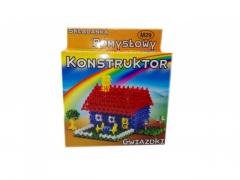 Zabawka składanka pomysłowy konstruktor
