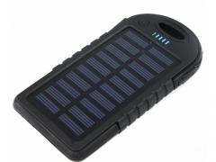 Power bank ładowarka solarna 8000 mAh