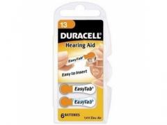Bateria słuchowa Duracell 13