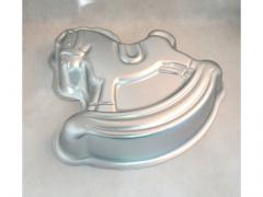 Forma do pieczenia ciasta koń na biegunach 29x7cm