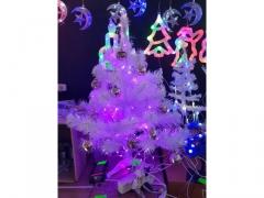 CHRISTMAS - Choinka biala Jodla