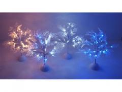 CHRISTMAS - Drzewko SWIECACE 454ww/20