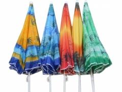 Parasol plażowy ogrodowy przeciwsłoneczny