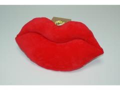 Usta pluszowe - poduszka 6408
