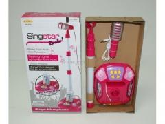Mikrofon ze stojakiem 151011/