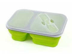 POJEMNIK na żywność SILIKONOWY Lunch Box