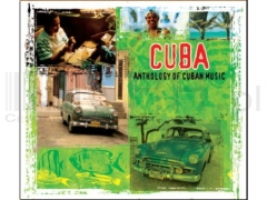 Cuba-Anthology Of Cuban Music