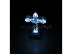 Krzyż podświetlany LED maly 5881/240