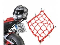 SIATKA BAGAŻOWA NA MOTOR KASK MOTOCYKL KOLORY HAKI