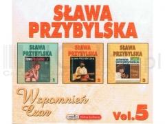 Wspomnień Czar V5 - Slawa Przybylska 3CD