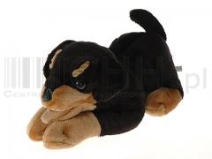 Maskotka pies na baterie