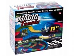 TOR SAMOCHODOWY ŚWIECĄCY 165EL MAGIC TRACKS + AUTO