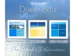 DEEP SEA 3CD Morze Delfiny Wieloryby Relaksacja