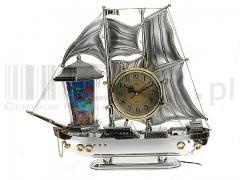 Zegar statek duży
