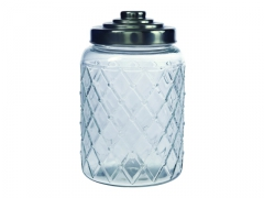 Pojemnik szklany romb 16.4x26.4cm 3.5l sln-15kn-00