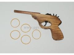 Pistolet drewniany 2053/250