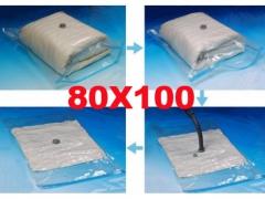 Pokrowiec worek próżniowy hermetyczny 80x100